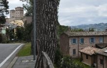 L'Alloggio e il Castello Malatestiano